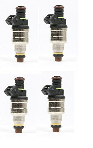 Injector Tempo Fuel Ford - Re-Manufactured OEM Bosch F47E-A2F Fuel injectors for 1992-1997 Ford-Mercury/Mazda 2.3L, 3.0L Set of 4