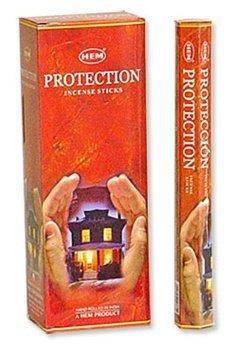 Dpnamron Protection - Box of Six 20 Stick Tubes - Hem Incense ()