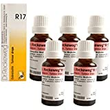Dr.Reckeweg Germany R17 Tumour Drops Pack Of 5