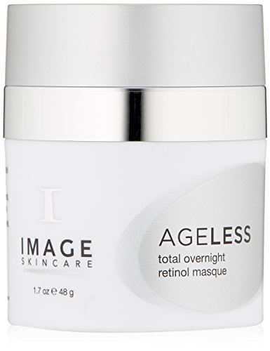 Best anti aging skin care. IMAGE Skincare Ageless Total Overnight Retinol Masque, 1.7 oz. #antiaging #antiagingskincare