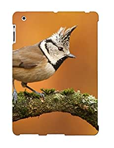 Kywtid-2661-myhojgl Little Bird On A Branch Protective Case Cover Skin/ipad 2/3/4 Case Cover Appearance