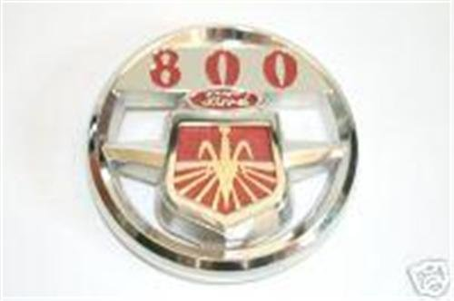 NDA16600A Front Hood Emblem for Ford 800 Series Tractors