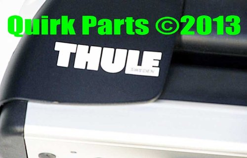 2006-2010 Jeep Commander Ski & Snowboard Carrier, Roof-Mount- Thule by Mopar