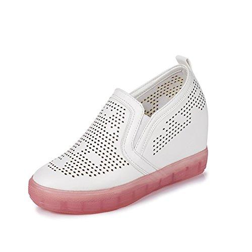 Calzado transpirable/En la versión coreana de aumentar zapatos de altura/Zapatos ocasionales del estudiante A
