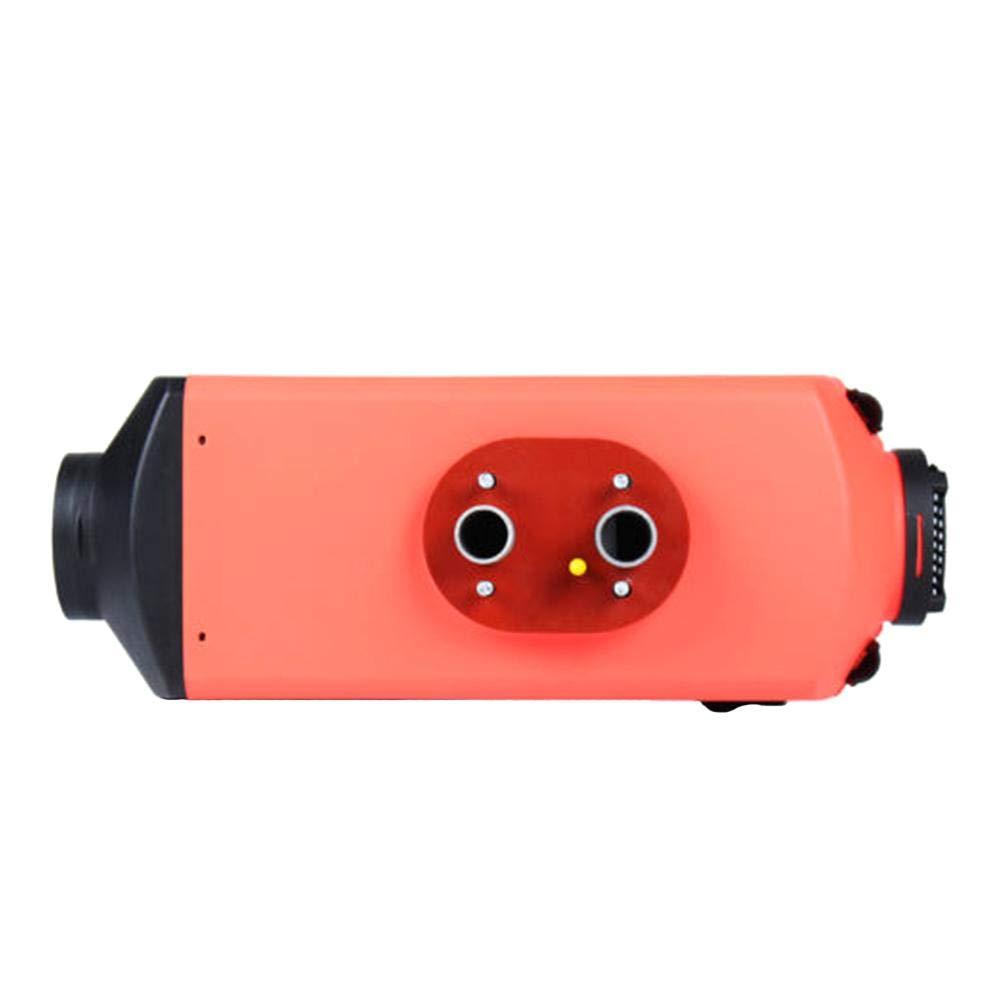 Calentador de estacionamiento para Camiones Barco Remolque de autom/óviles Calentador del Coche 5KW 12V Diesel Calentador del Aire Termostato LCD Tranquilo