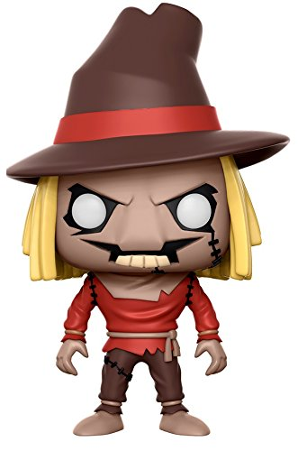Funko Pop Heroes: Animated Batman-Scarecrow Collectable Figure