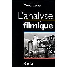 Analyse filmique (L')