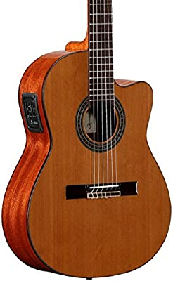 Alvarez Artist Series AC65HCE Classical Hybrid Acoustic-Electric Guitar, from Alvarez