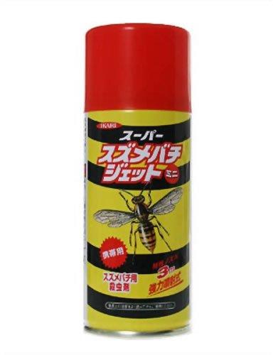 イカリ消毒 スーパースズメバチジェットミニ