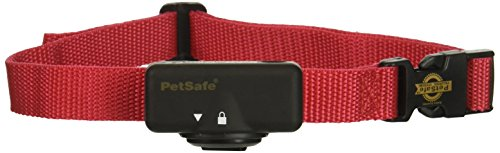 PetSafe PBC-102 Adjustable Waterproof Dog Bark Control Collar with Battery, One Size