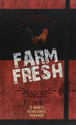 Farm Fresh 2019 Planner: 12-month Devotional Planner by Broadstreet Pub Group LLC