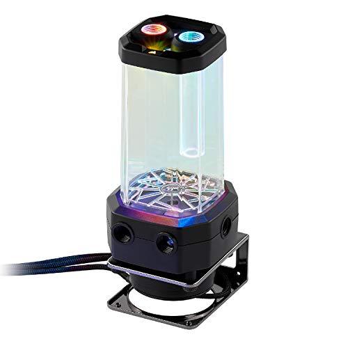 Corsair Hydro X Series, XD5 RGB Pump/Reservoir Combo, RGB Lighting