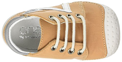 babybotte Unisex Baby B1 Sneaker Braun