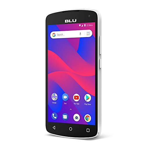 BLU Studio X8 HD -GSM Unlocked Smartphone ()
