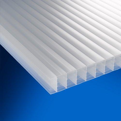 Générique placa policarbonato alveolar 32 mm Ópalo – Panorama, 6,00 M x 1,25 m: Amazon.es: Iluminación