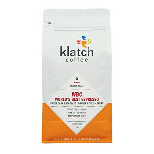 Klatch Coffee, Inc. WBC World's Best Espresso 12oz