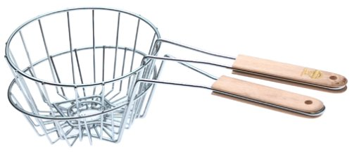 Taco Salad Bowl Basket - Norpro 102 Wire Tortilla Fry Basket