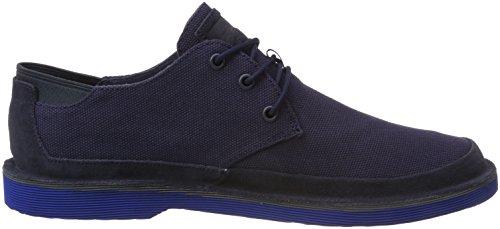Hombre Camper Azul Vestir Blue De K100088 Zapatos 008 dark 008 Morrys rYp7rU