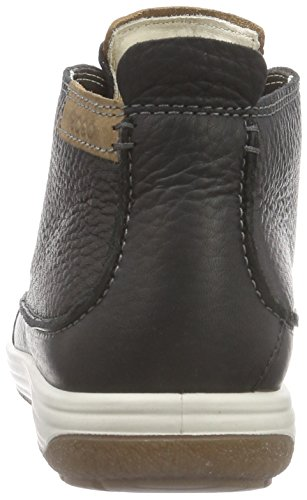 Ecco Calzature Donna Chase Ii Bootie Nero / Whisky