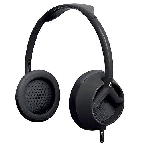 Nixon Trooper Headphones All Black, One Size