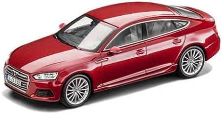 Genuine Audi A5 Sportback 1 43 Model Car Matador Red Model 2017 Auto