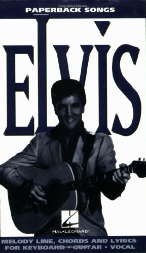 Elvis Presley Series (Elvis (Paperback Songs Series))