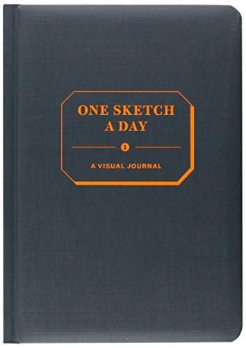 One Sketch a Day: A Visual Journal from Brand: Chronicle Books