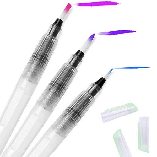 Water Coloring Brush Pens