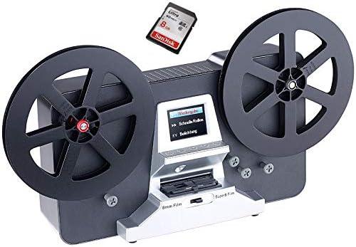 Super 8 Scanner Rent 1 Week Film Scanner For Super 8 Computers Accessories