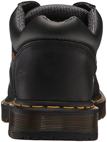 Hylow Uk Dr Steel Martens Black 8 Unisex Toe Work M ttqTfwzB