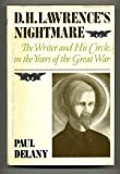 D. H. Lawrence's Nightmare, Paul Delany, 0465016413