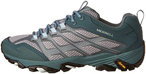 Merrell Senderismo zapatos de las mujeres de Moab FST Sea Pine