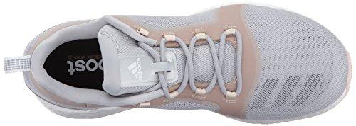 Adidas Performance Dames Pureboost X Tr 2 Loopschoen Grijs Twee / Wit / Linnen