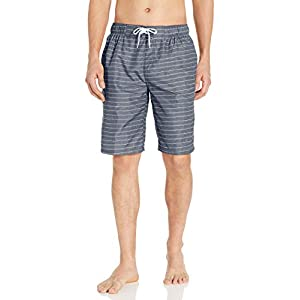 Kanu Surf Men's Echelon Swim Trunks (Regular & Extended Sizes)