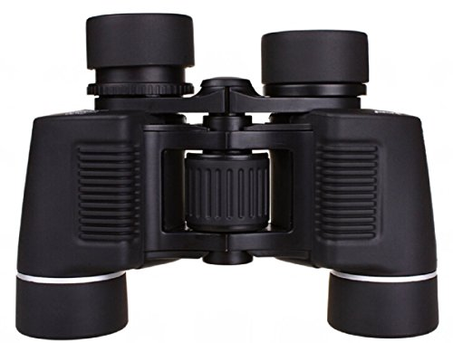 Sports Binoculars Compact 7x30 -Lightweight Sport Bird Watching Field Glasses - Kids Hiking Hunting - Red Porro Prism Lens Multi Coated Optics - Sharp Images Close Focus