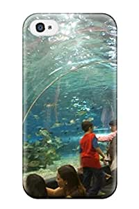 Iphone 4/4s Hard Back With Bumper Silicone Gel Tpu Case Cover Under Water In Singapore