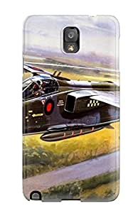 Awesome Design Aircraft Hard Case Cover For Galaxy Note 3