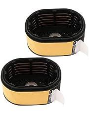 Baoblaze 2 st. luftfilter för Stihl 044 046 066 Ms440 Ms441 Ms460,