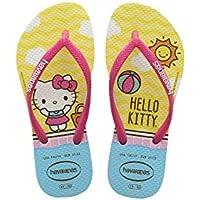 Chinelo Havaianas Kids Hello Kitty meninas