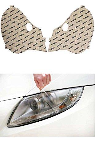 02 Clear Headlight Protection - Lamin-x P503CL Headlight Cover