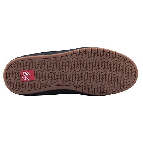eS Skate Accel Brown Shoe Mid Men's Slim Black UzU5gwPrqT