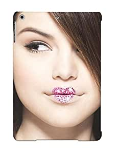 New Selena Gomez Tpu Skin Case Compatible With Ipad Air