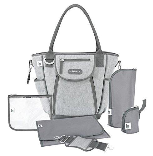 Smokey Grey BABYMOOV Daily Changing Bag