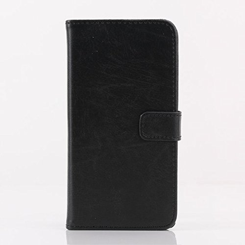 M2 filp case£¬M2 leather,Panycase PU wallet leather filp with credit card holder/slots new styles case cover for Sony Xperia M2 D2303 D2305 D2306/M2 Dual D2302 (2014) black