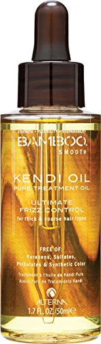- Bamboo Smooth Kendi Pure Treatment Oil, 1.7-Ounce