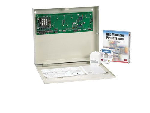 Linear Max 3 SYS Max 3 Single Door Access Control System Kit, Includes AC transformer and 12/24V DC