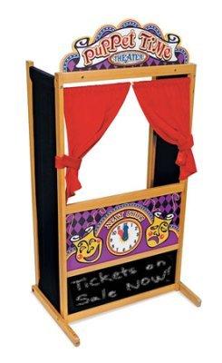 STEMtoys Deluxe Puppet Theater