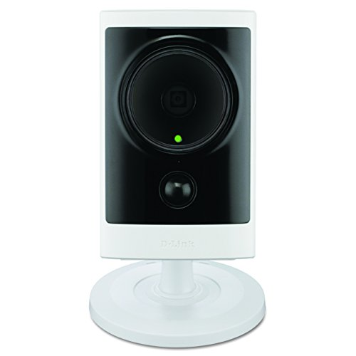 D-Link PoE IP 1 MP HD HD 720p Cube Indoor/Outdoor Camera with Remote Viewing (DCS-2310L)