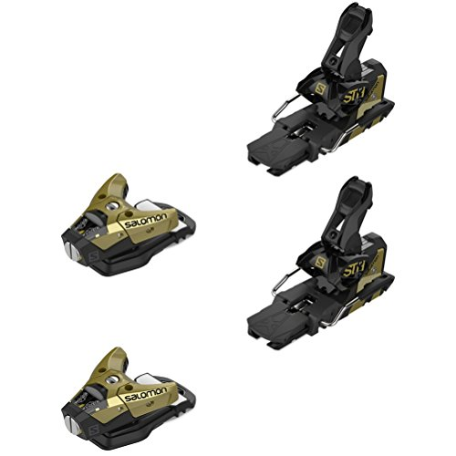 Salomon STH2 WTR 16 Ski Bindings 2019-115mm (Best Alpine Ski Bindings 2019)