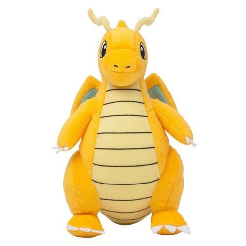 "9"" Pokemon Kdis Plush Doll Toy Dragonite Collectible Char..."